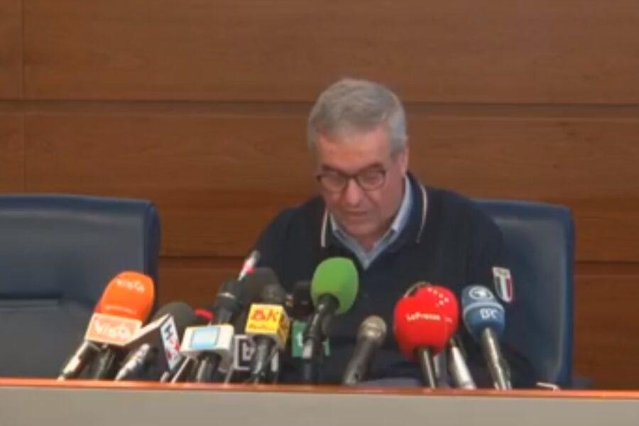 Febbre per Borrelli, salta la conferenza stampa sul Coronavirus del capo della Protezione civile