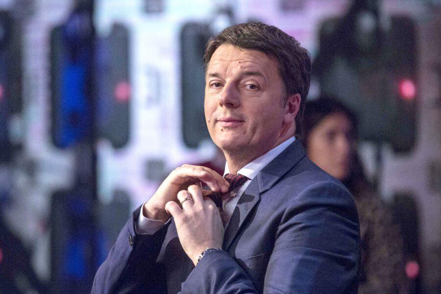 """Renzi blinda i suoi e allontana le urne: """"Se cade Conte nuovo governo"""""""