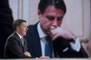 """Crisi nel Governo, Renzi avverte Conte: """"Non molliamo di un centimetro, se vuole ci cacci"""""""