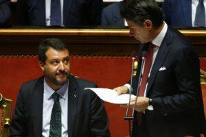 Sondaggio Ixè: il centrodestra sfiora il 50%, cala la fiducia in Conte e Salvini