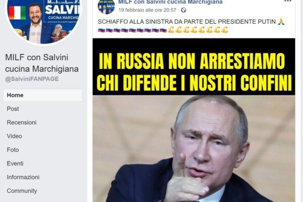 Su Facebook pagina che ironizza su Salvini con 65mila follower, ma i leghisti non se ne accorgono e commentano
