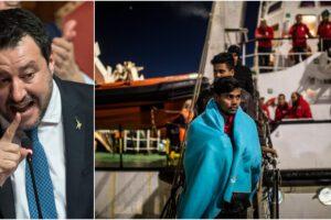 """Open Arms, la difesa di Salvini: """"Nave doveva andare a Malta, Italia non aveva obblighi"""""""
