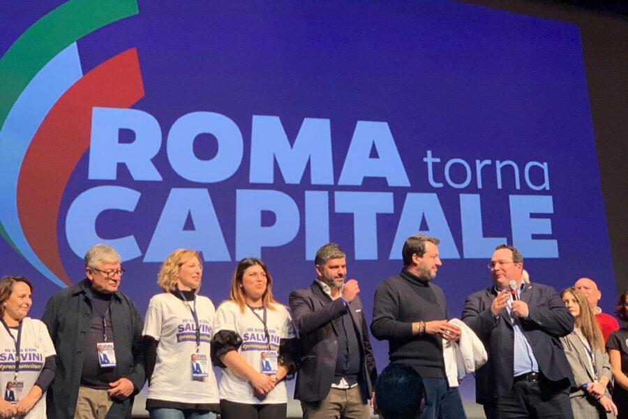 """Salvini, le parole shock sull'aborto: """"Pronto soccorso non è soluzione a stili di vita incivili"""""""