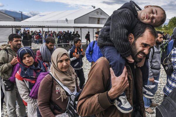 A Idlib in Siria 500 mila bambini in fuga ma qui si parla solo di coronavirus