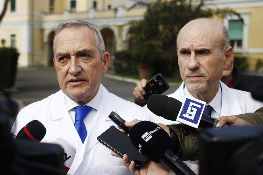 """Coronavirus, il bollettino dello Spallanzani sul 29enne italiano contagiato: """"Sta bene"""""""
