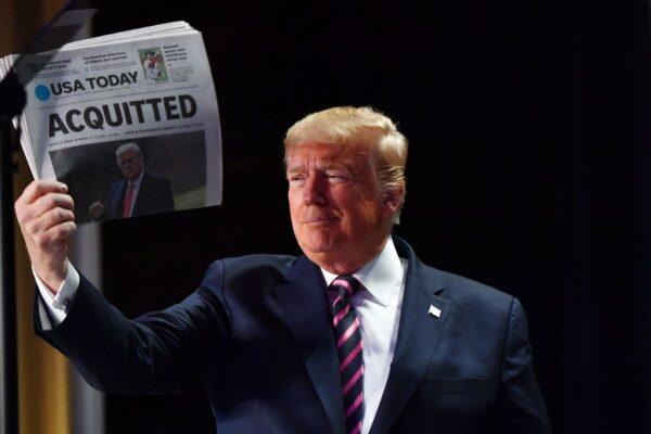 """Donald Trump confessa: """"A volte odio, ma cerco di imparare"""""""