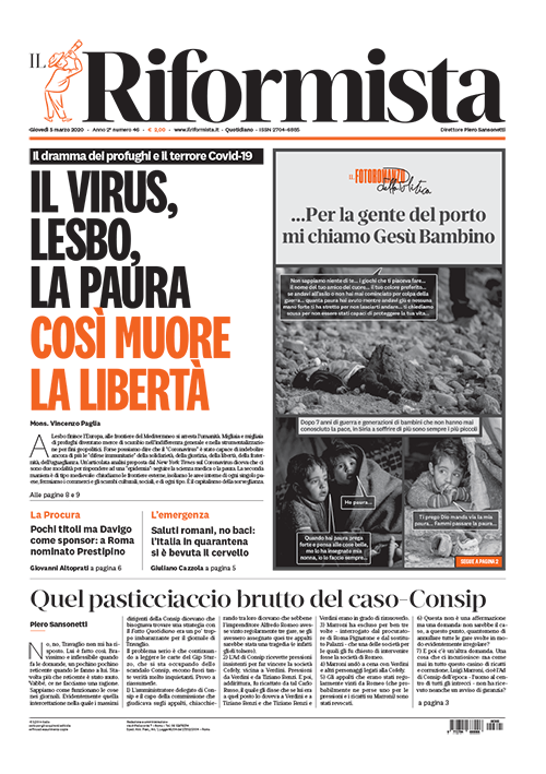 Quotidiano del 5 Marzo 2020