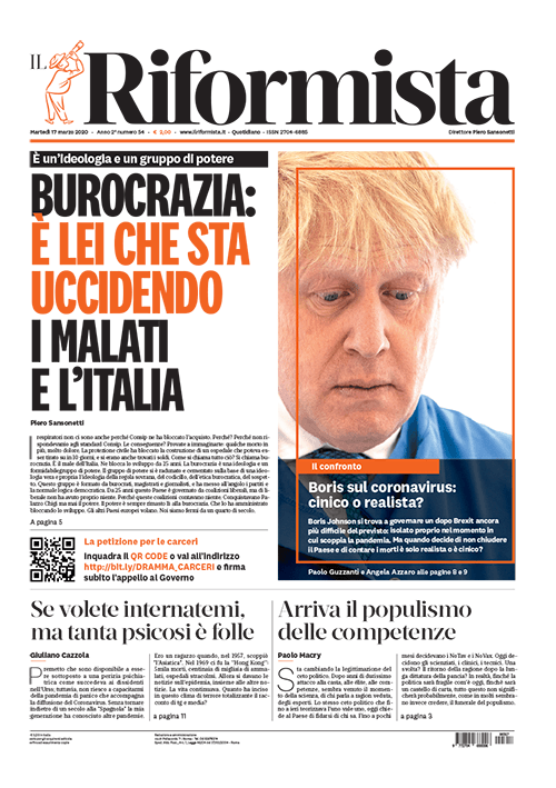 Quotidiano del 17 marzo 2020