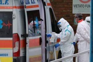 Coronavirus, boom di contagi (5.901): in aumento anche decessi e terapie intensive