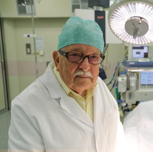 Medici eroi, Giampiero a 85 anni torna in corsia per combattere il Covid