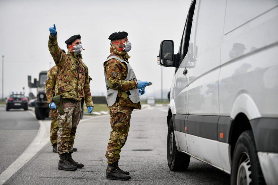 L'esercito per le strade non ferma il Coronavirus, no allo Stato di Polizia  - Il Riformista
