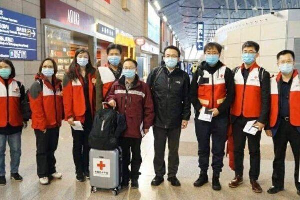 """Coronavirus, la Cina aiuta l'Italia inviando medici esperti del covid-19: """" Lo combatteremo insieme"""""""