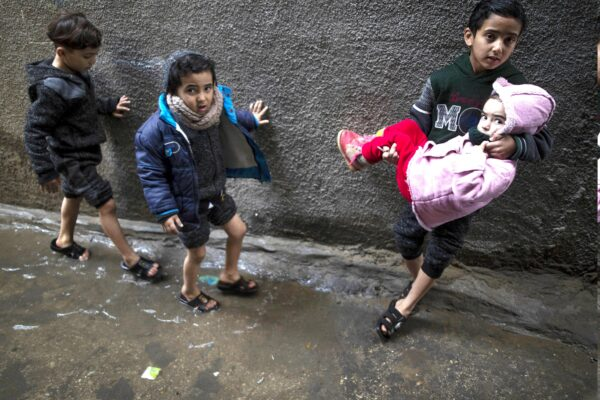 Il Coronavirus è una condanna a morte per i palestinesi chiusi a Gaza