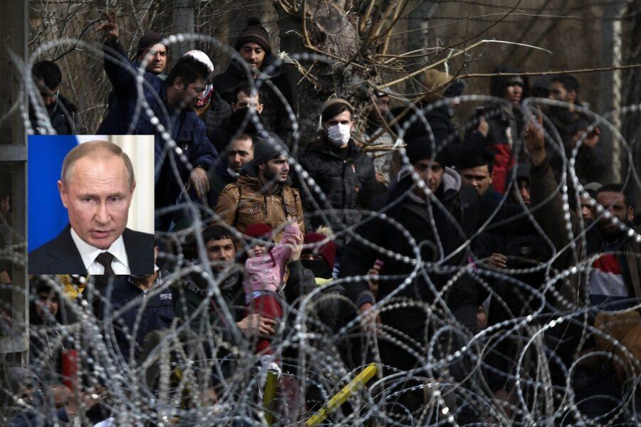 """Audrey Kourton, consigliere di Putin: """"L'Ue sieda al tavolo con il Cremlino"""""""