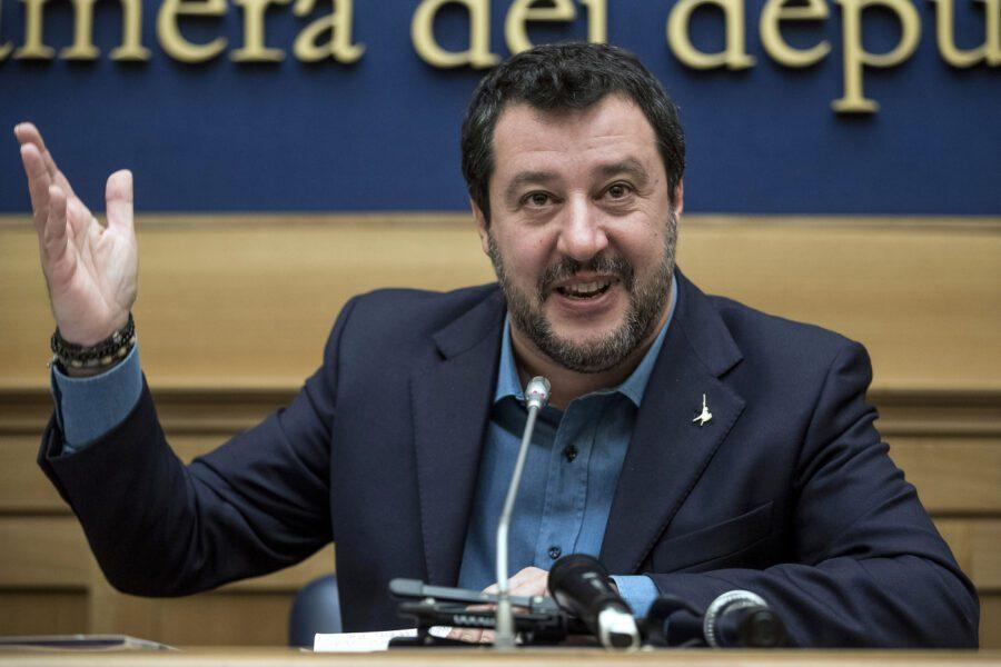 Salvini le prova tutte per un governo di unità nazionale ma nessuno si fida di lui