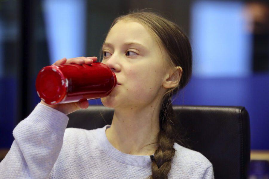 L'ambientalista Greta Thunberg evoca Thoureau, ma lui fu molto di più