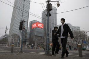 Pechino, Cina (AP Photo/Ng Han Guan)