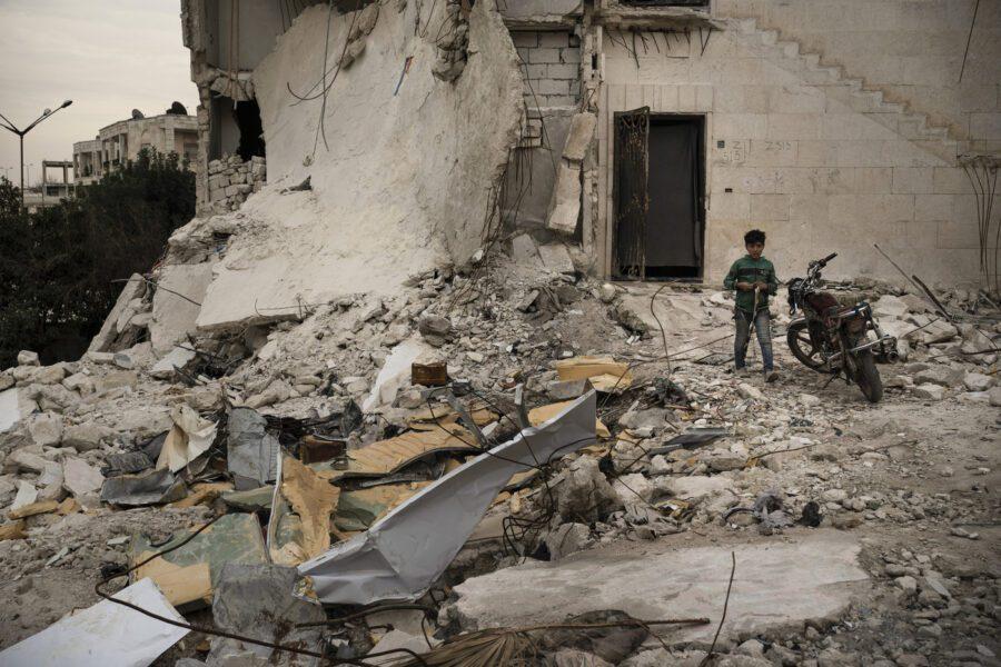 Siria, arriva il virus ed è rischio strage