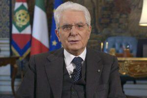 """Il messaggio di Mattarella al Papa: """"Altissimo appello contro gli egoismi"""""""