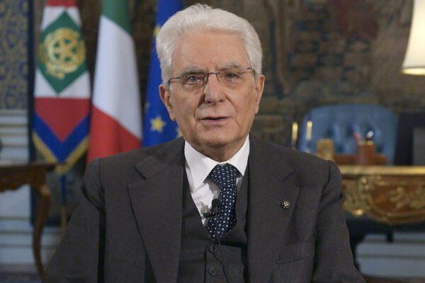 """L'appello all'unità di Mattarella: """"Ne usciremo insieme. Ma Europa comprenda prima che sia troppo tardi"""""""