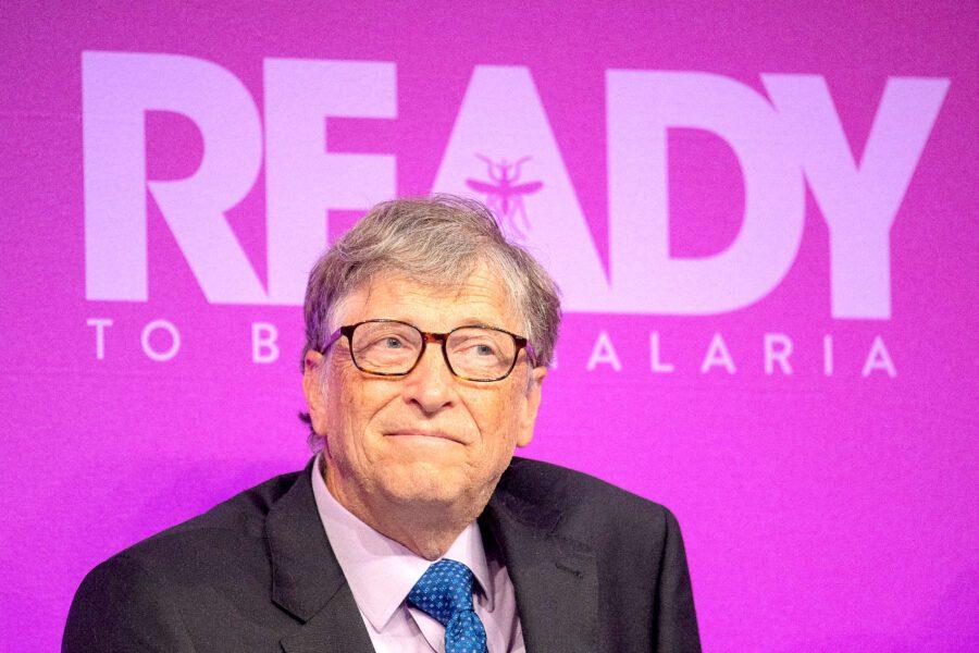 Dalla profezia ai vaccini: Bill Gates finanzia sette sperimentazioni contro il coronavirus