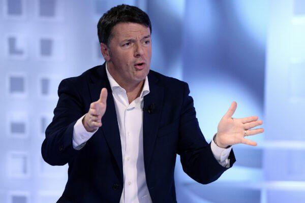 Renzi attacca Conte, basta decreti-saghe