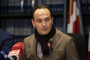 Positivo al Coronavirus il presidente del Piemonte Alberto Cirio