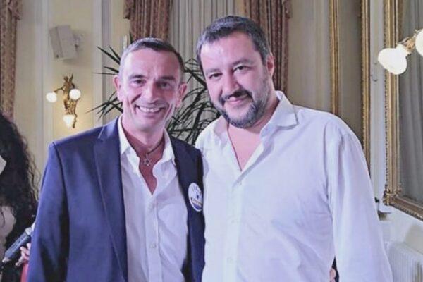 """Augurò ad una giornalista di essere stuprata """"100 volte"""", la Lega lo candida a sindaco"""