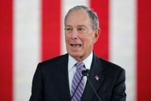 Bloomberg e i suoi 400 milioni per appoggiare Biden contro Trump