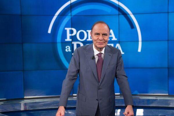 """Rai sospende 'Porta a Porta' dopo la puntata con Zingaretti, Vespa imbufalito: """"Sconcertante, decisione politica"""""""