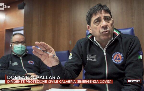 """""""Non so cos'è un ventilatore polmonare"""", si dimette capo della Protezione civile calabrese dopo inchiesta 'Report'"""