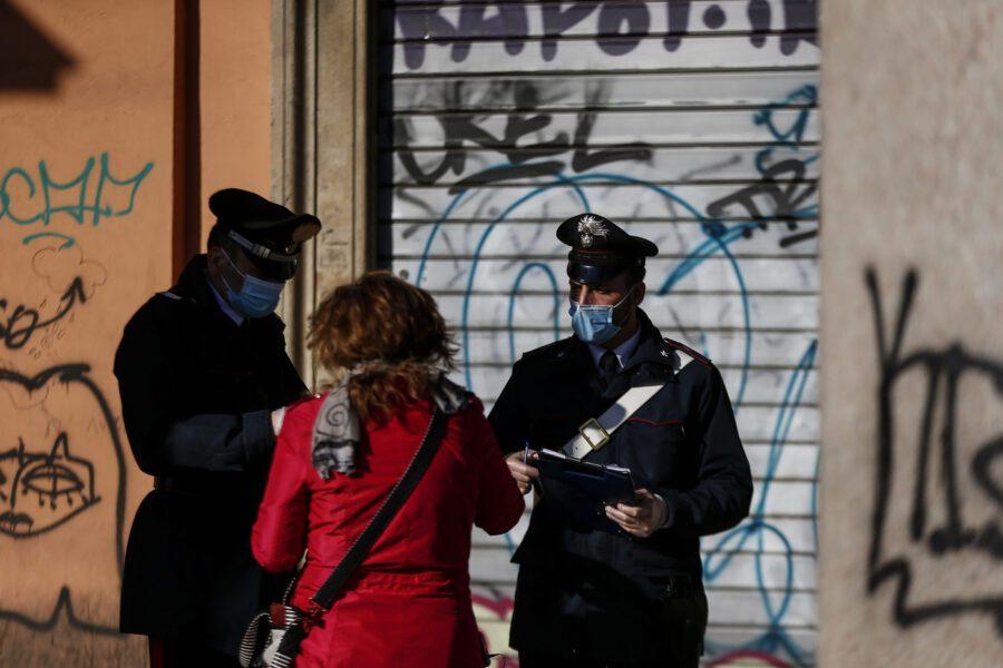 Italia in lockdown per il Coronavirus: oltre 2 milioni di persone controllate in 11 giorni