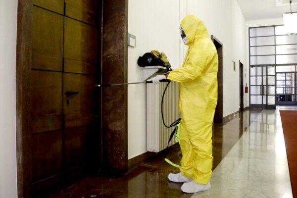 Tribunali chiusi per virus vanno in tilt, giustizia congelata