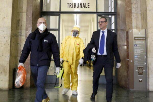 Coronavirus, due magistrati del Tribunale di Milano contagiati: caos per le udienze
