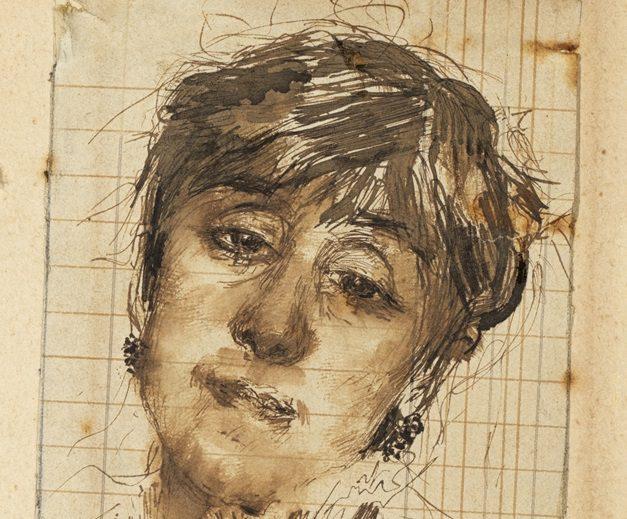 """Capodimonte inaugura online la mostra: appuntamento sul sito per """"Gemito, dalla scultura al disegno"""""""
