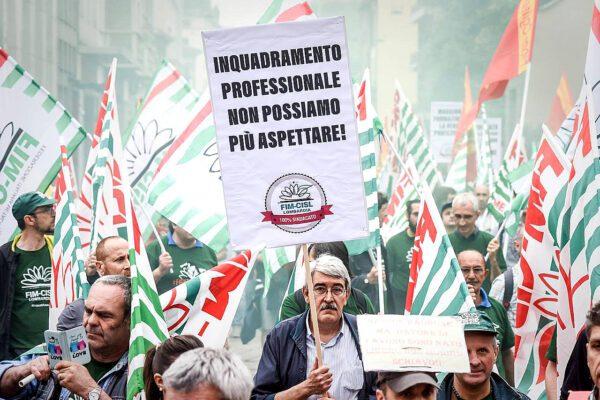 Tanti auguri Fim, 70 anni a difesa dei lavoratori e non delle idee