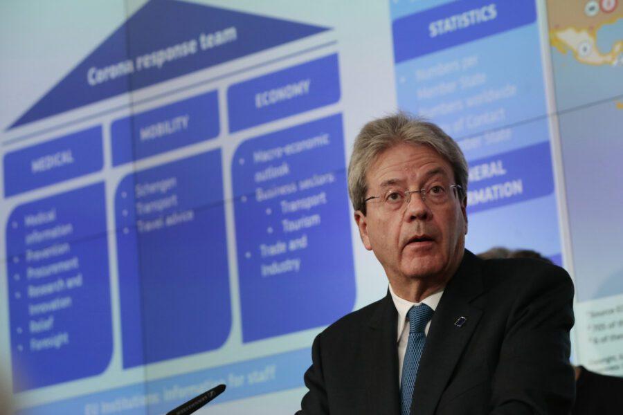 """L'Eurogruppo trova l'accordo: piano """"senza precedenti"""" da 1000 miliardi"""