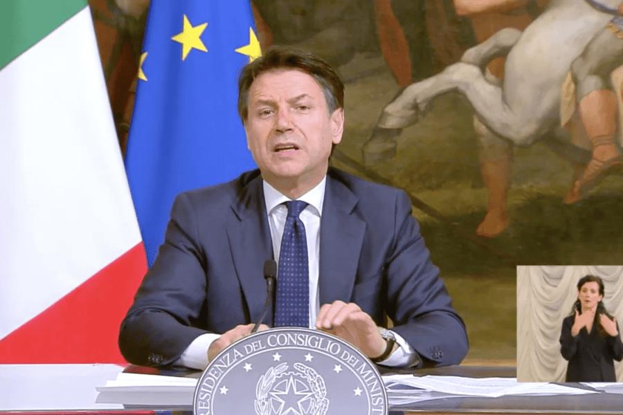 """Coronavirus, Conte: """"Regioni potranno adottare misure più restrittive"""""""