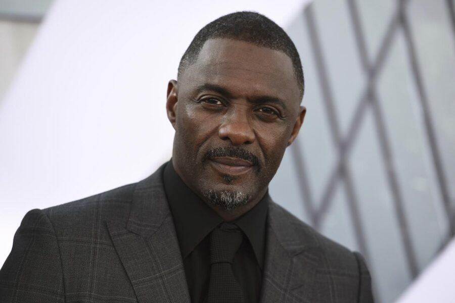 Il Coronavirus contagia Hollywood, positivo il 'sex symbol' Idris Elba