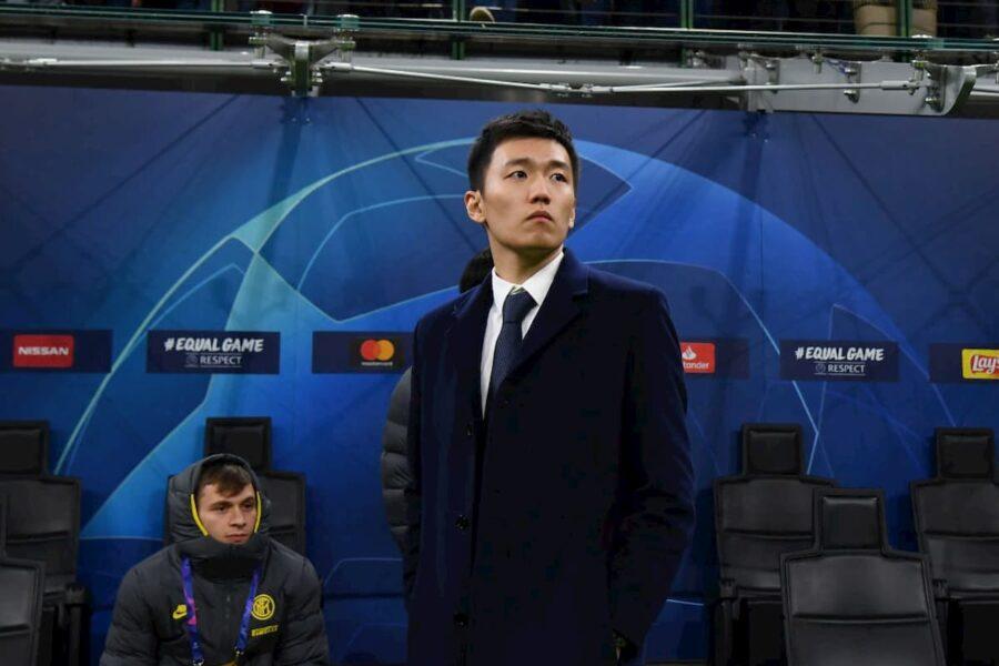 """Inter, il presidente Zhang attacca Dal Pino: """"Sei un clown, vergognati"""""""