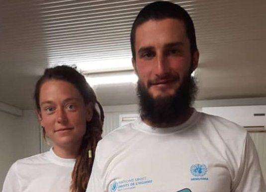 Libero l'italiano rapito in Mali con la sua la sua compagna canadese