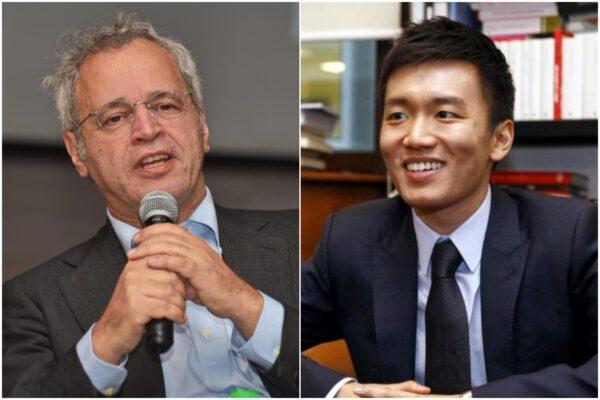 "Caos Inter, Mentana attacca il presidente Zhang: ""E' vergognoso"". Poi chiama ""cog…ne"" un tifoso sui social"