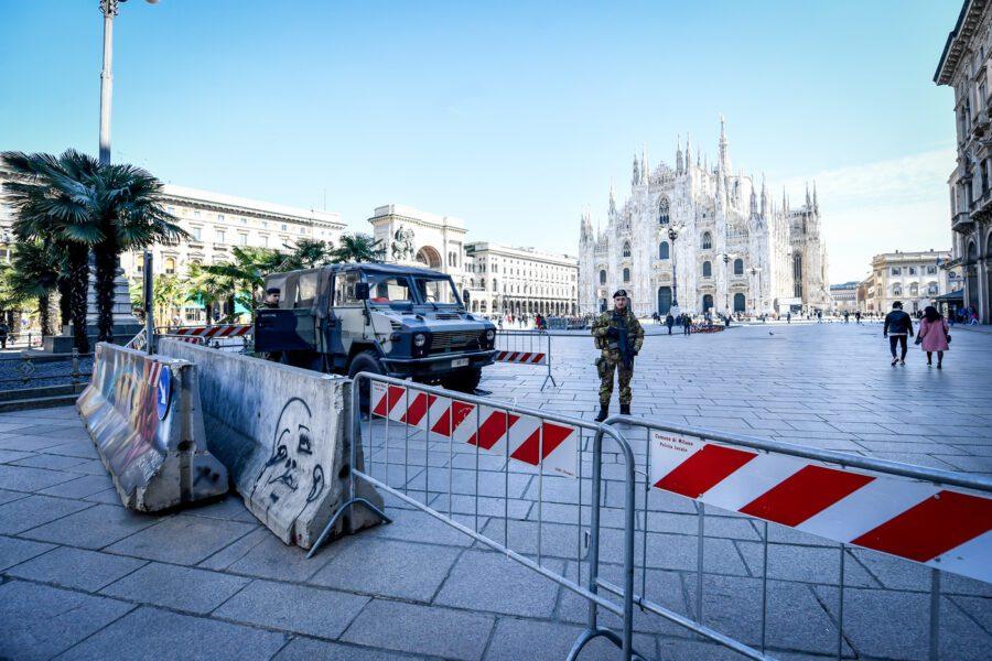 Coronavirus, 'chiuse' Lombardia e 14 province: Alitalia sospende voli su Malpensa
