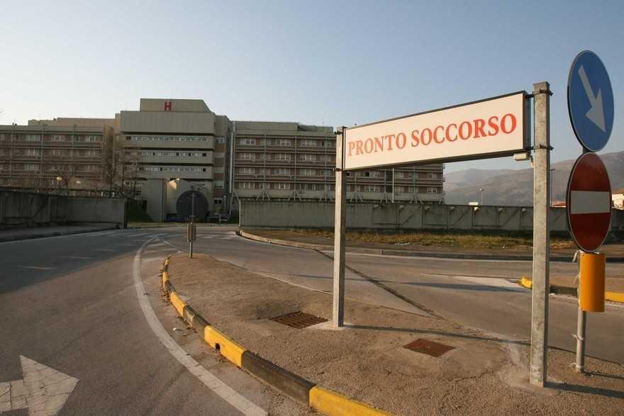 L'Ospedale San Giovanni di Dio di Fondi