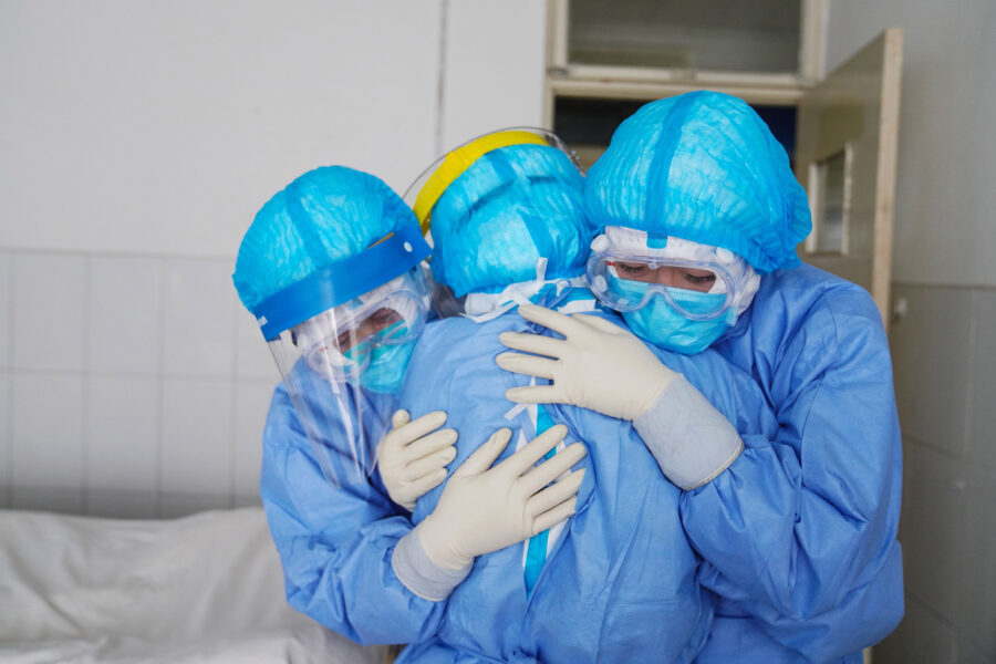 Bollettino Coronavirus: 153 le vittime, il dato più basso dall'inizio del lockdown