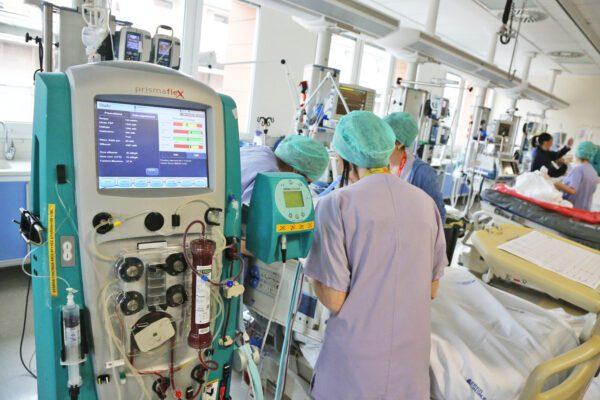 Napoli come Wuhan, pronto mini-ospedale in poche settimane