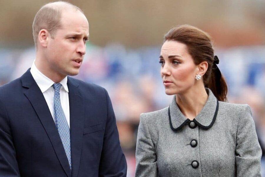 """William e Kate, la gaffe durante la visita: """"Siamo venuti qui per diffondere il Coronavirus"""""""
