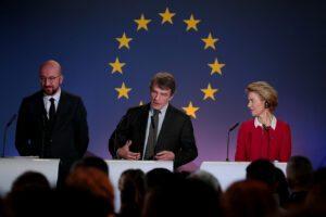 Lettera aperta di un patriota ai Presidenti delle istituzioni UE