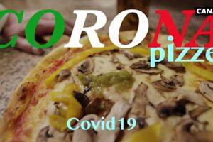 """""""Pizza al coronavirus"""", fango della tv francese contro l'Italia in uno spot"""
