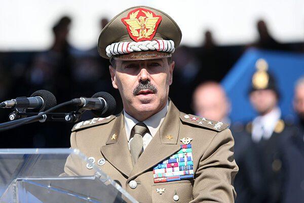 Coronavirus, positivo il Capo di Stato Maggiore dell'Esercito Farina
